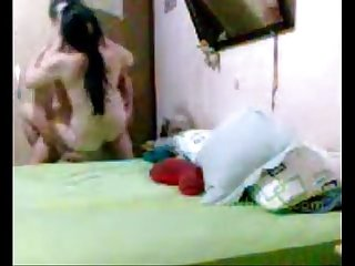 Indian College Gf Fucked at Home