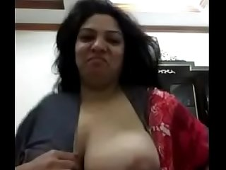 Hot indian wife show